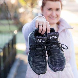 APL Women's Ascend Black/Chrome